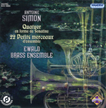 Ewald CD - Antoine Simon